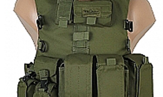 T9 - Assault Armor vest, army gear