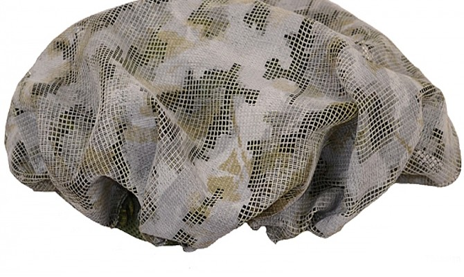 T9- Camo Helmet Cover, military camouflage