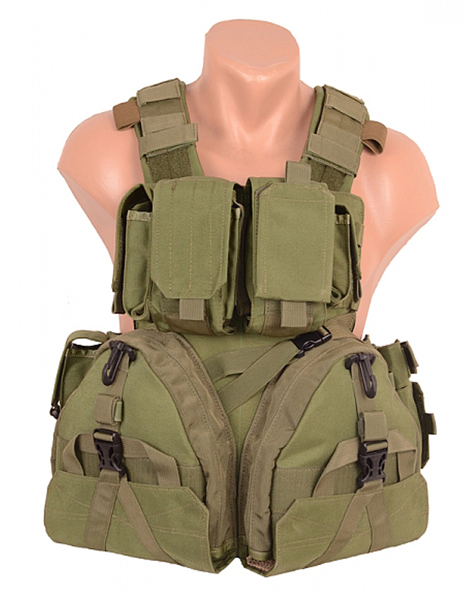 TYREE - Mini-Mi Operator Assault Vest | T9 | army gear | military ...