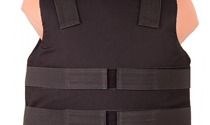T9 - VIP concealed military armor vest