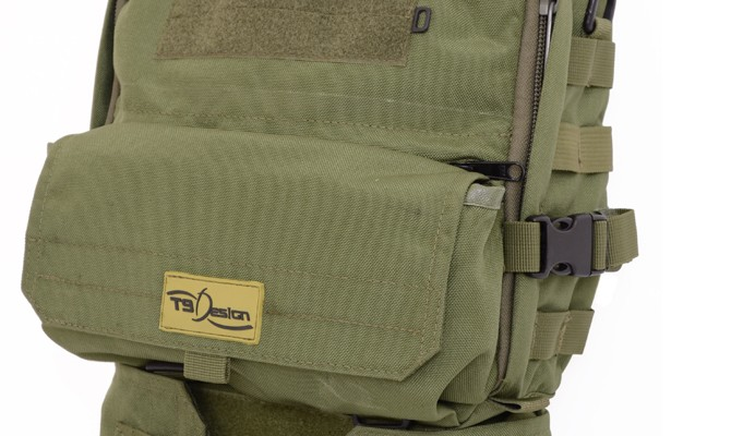 T9- Compact Medic Bag, army backpack
