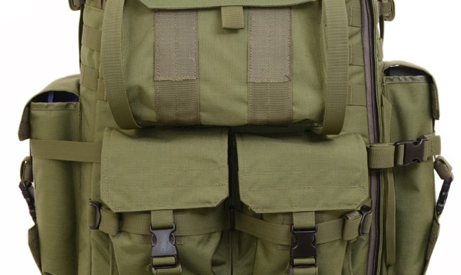 T9- Front Line Medical Pack, army rucksack